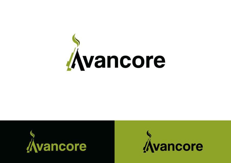 Penyertaan Peraduan #434 untuk Design a Logo for an Extract Oil Vape Brand