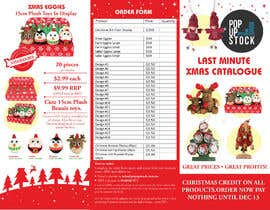 #21 for Create a Christmas Themed Tri-Fold Brochure / Product Catalogue by Badraddauza