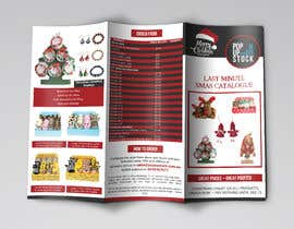 #3 for Create a Christmas Themed Tri-Fold Brochure / Product Catalogue by cfbutterfly