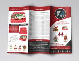 #22 for Create a Christmas Themed Tri-Fold Brochure / Product Catalogue by cfbutterfly