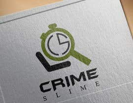 #14 for Crime Slime logo development by masums5267