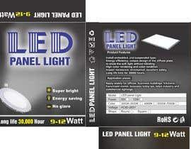 #32 cho Design box lamp with black background bởi iqbalkhatri55