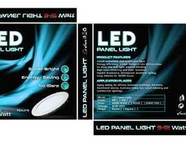 #15 cho Design box lamp with black background bởi buddynur