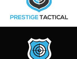 "#38 for I need company name text and logo designed. The website is ""Prestige Tactical"" which isnt live yet. It will be selling security, military and law inforcement tactical gear and clothing torches and first aid equipment etc. by arfn"