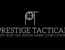 #11 for The company is Prestige Tactical and i need company name text and a logo designing. The website will be selling security, military, police and rescue equipment, clothing and accessories. by giuliachicco92