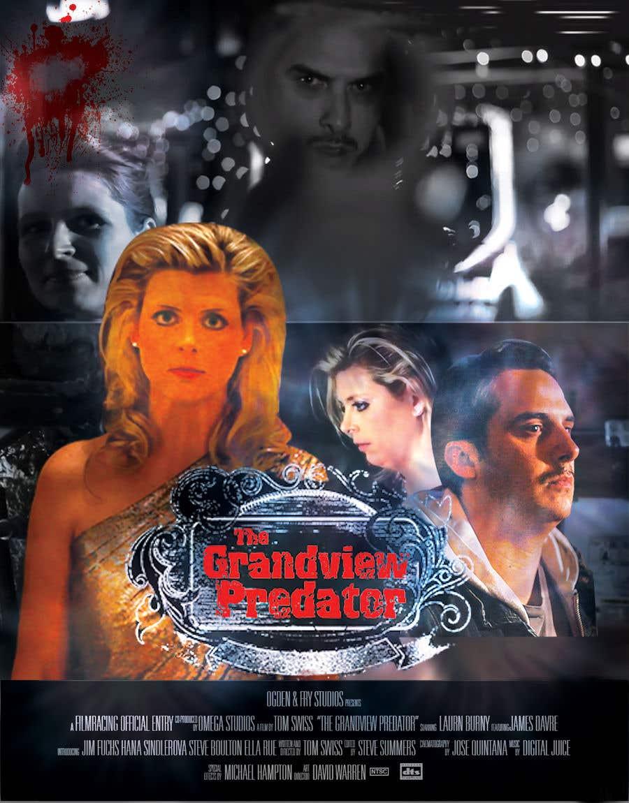 """Contest Entry #37 for Create a Movie Poster - """"Grandview Predator"""""""