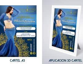 #10 para Crear diseño de cartel publicitario en A3 de le7s