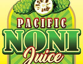 #42 for Juice logo and label design by reddmac