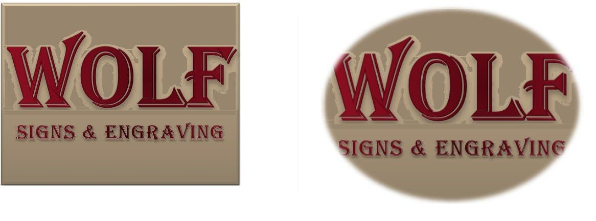 Bài tham dự cuộc thi #                                        137                                      cho                                         Logo Design for Wolf Signs