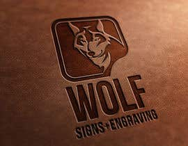 #274 para Logo Design for Wolf Signs por indracorp