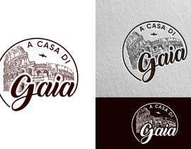 #159 for Logo design for A Casa di Gaia af MohamedSayedSA