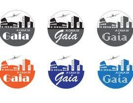 #54 for Logo design for A Casa di Gaia af shanaudio