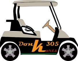 "#27 for I will post pictures/images of the type of model illustration we will be manufacturing and selling.  I will need a replica of this model to be in the logo along with the brand name ""DUNK 305"" Golf carts af masalampintu"