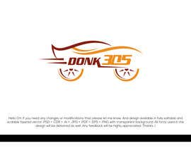 "#33 for I will post pictures/images of the type of model illustration we will be manufacturing and selling.  I will need a replica of this model to be in the logo along with the brand name ""DUNK 305"" Golf carts af Rajmonty"