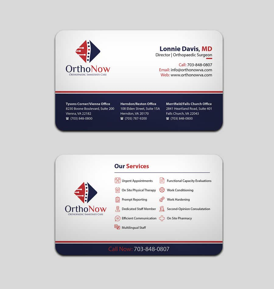 Entry 290 by mamun313 for Create business card and stationary
