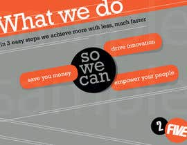 #29 for Brochure Design for 2five by witelion