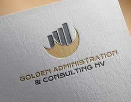 "#104 untuk Design a Logo for ""Golden Administration & Consulting N.V."" oleh vadimcarazan"