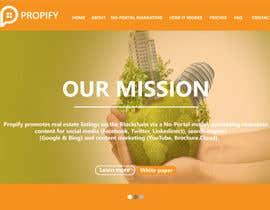 Manik012 tarafından Design a website theme için no 10