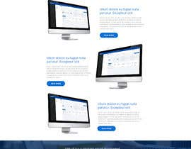 #85 для Design a Website Mockup For Tracking Software от rendez