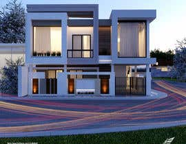 #50 for Architecture exterior design of a renovation project by visdesign4