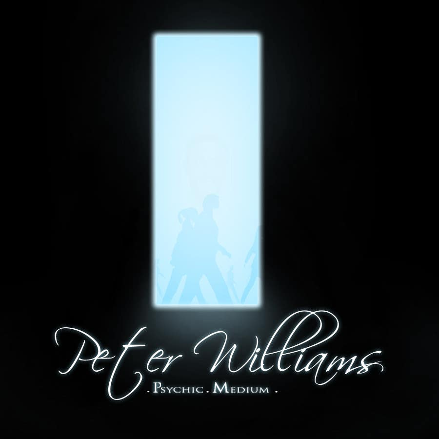 Penyertaan Peraduan #226 untuk Logo Design for Peter Williams Psychic-Medium