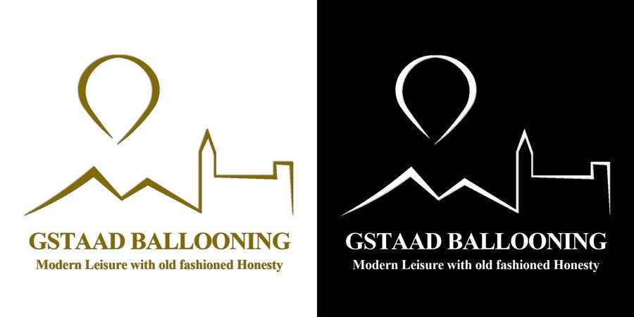 Proposition n°                                        246                                      du concours                                         Logo Design for Hot Air Balloon Company