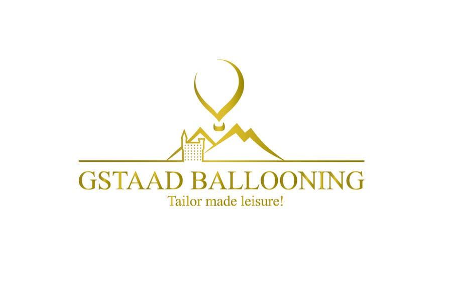 Penyertaan Peraduan #507 untuk Logo Design for Hot Air Balloon Company