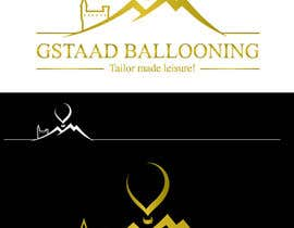 #540 para Logo Design for Hot Air Balloon Company por JoYdesign12