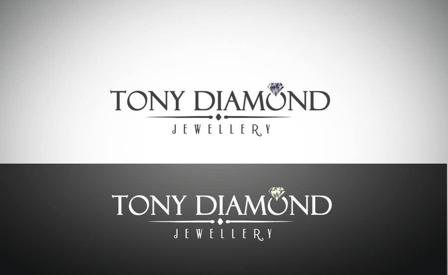 Kilpailutyö #31 kilpailussa Logo Design for Tony Diamond Jewellery
