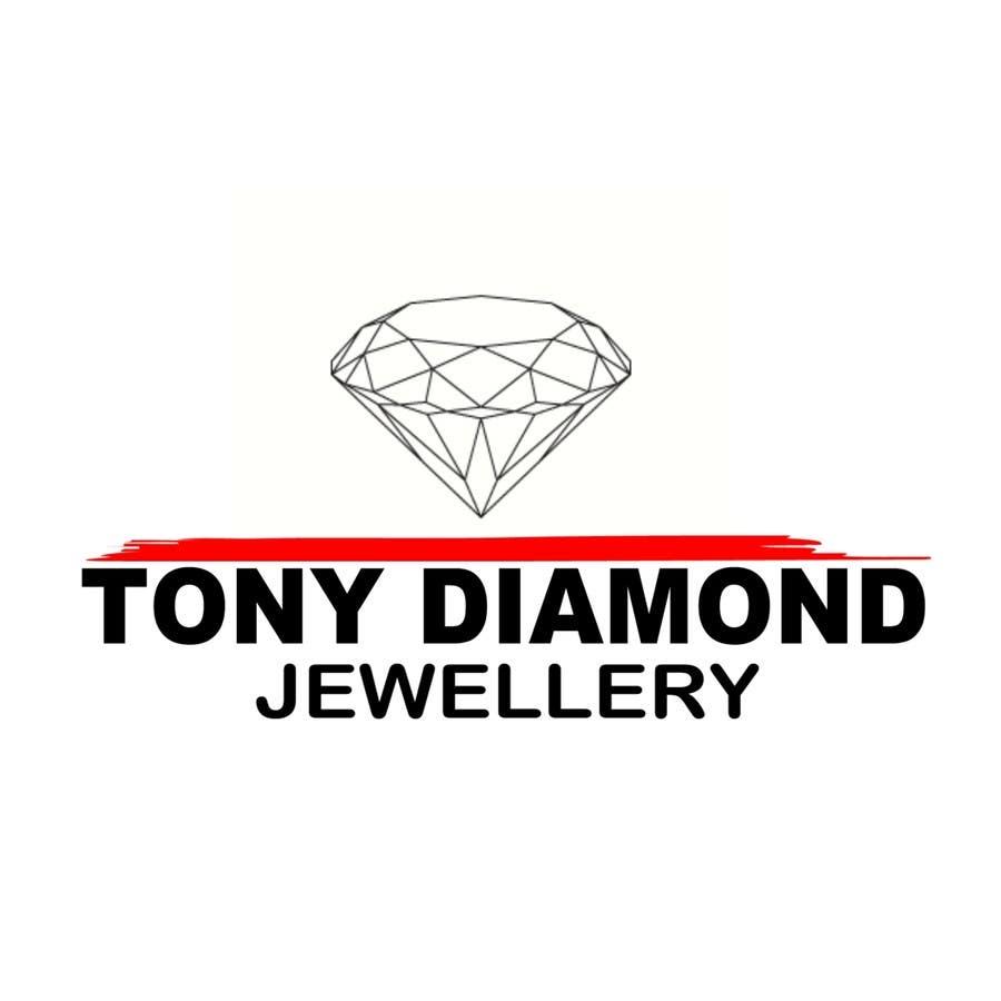 Kilpailutyö #32 kilpailussa Logo Design for Tony Diamond Jewellery