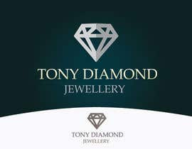 #190 para Logo Design for Tony Diamond Jewellery por alpyraj81
