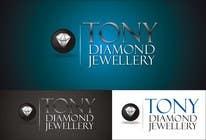Graphic Design Kilpailutyö #96 kilpailuun Logo Design for Tony Diamond Jewellery