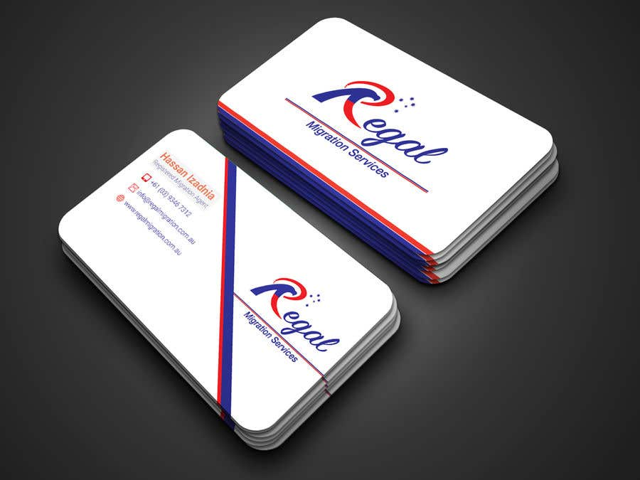 Entry #62 by Habib2858 for Design a Business Card and presentation ...