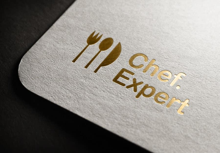 Inscrição nº                                         100                                      do Concurso para                                         Logo for site chef.expert