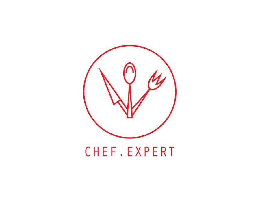 Inscrição nº                                         146                                      do Concurso para                                         Logo for site chef.expert