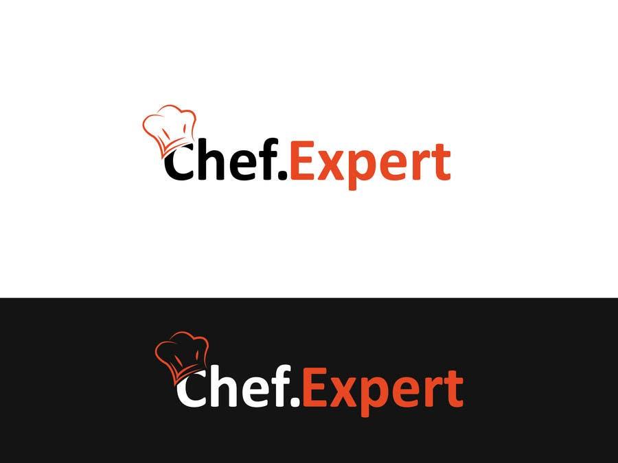 Inscrição nº                                         7                                      do Concurso para                                         Logo for site chef.expert