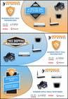 Graphic Design Konkurrenceindlæg #19 for Banner Ad Design for Newfangled Networks