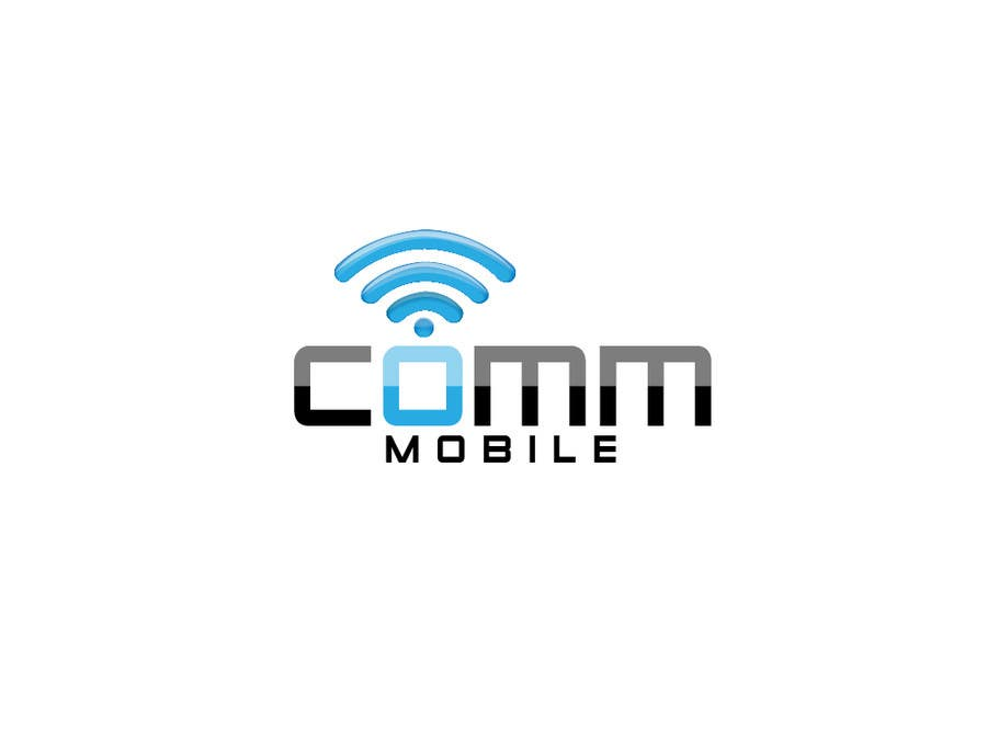 #60 for Logo Design for COMM MOBILE by dianabol100