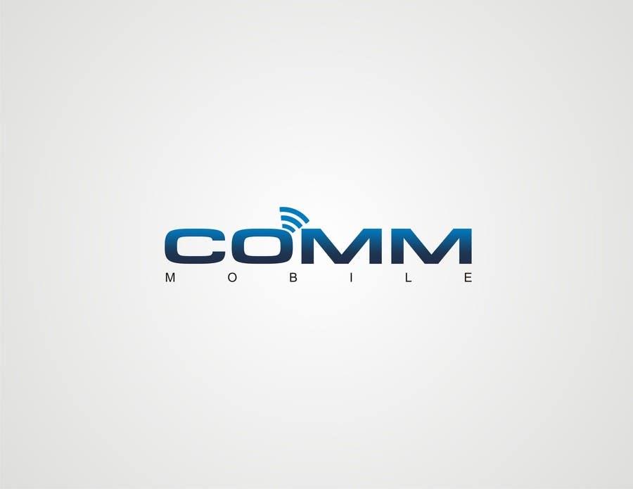 #32 for Logo Design for COMM MOBILE by sourav221v