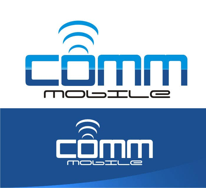 #54 for Logo Design for COMM MOBILE by ezra66