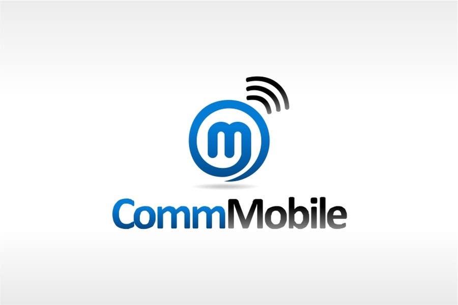 #151 for Logo Design for COMM MOBILE by jummachangezi