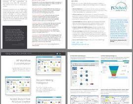 nº 16 pour Redesign & Rebrand Brochures par carlosced