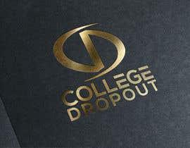 #81 College Dropout | Logo Design részére Logomaker008 által