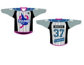 #3 for JDF Hockey Jersey af Chial