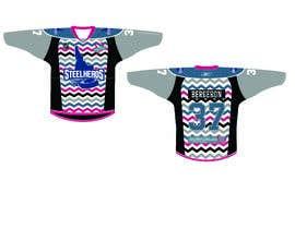 #9 for JDF Hockey Jersey af Chial