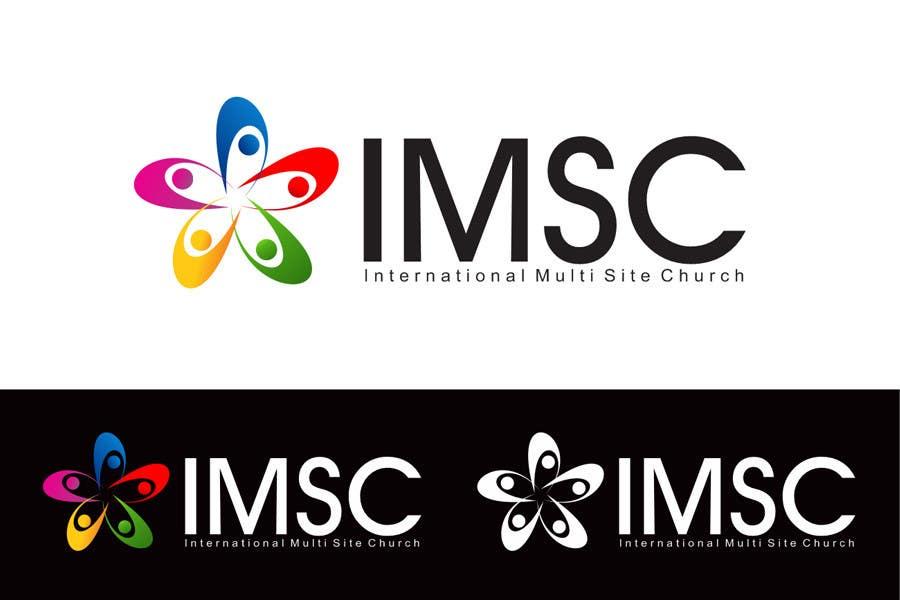 Penyertaan Peraduan #437 untuk Logo Design for IMSC