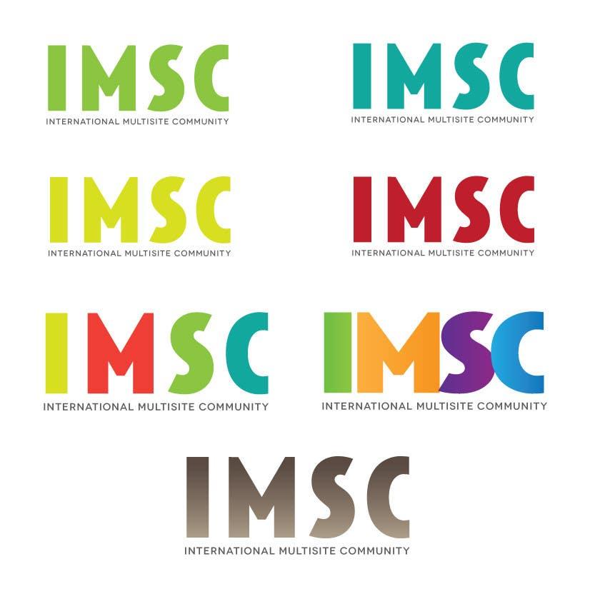 Penyertaan Peraduan #528 untuk Logo Design for IMSC