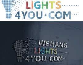 #52 cho Christmas light installation company Logo Design Contest bởi MohammedAtia