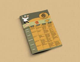 #42 for Design a  Restaurant Flyer by rijvyahmed