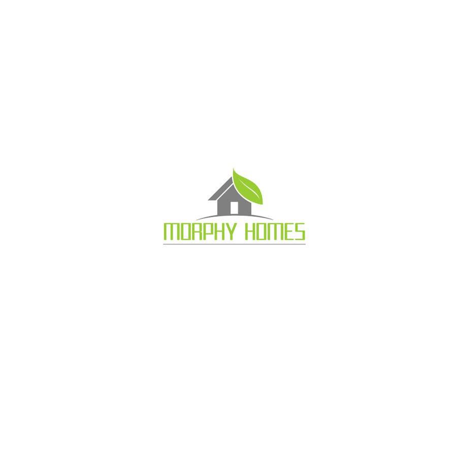 Конкурсная заявка №1441 для Logo for Murphy Homes
